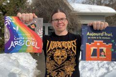 Un éducateur en CPE de Saint-Laurent collabore à deux albums jeunesse