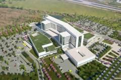 Première visualisation pour le nouvel hôpital de Vaudreuil-Soulanges