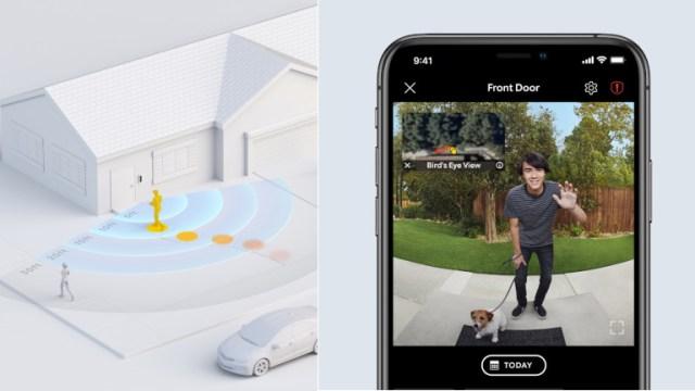 Ring Video Doorbell 2 3D motion