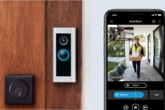 Ring Video Doorbell Pro 2, la sonnette intelligente qui voit plus haut