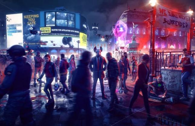 Watch Dogs: Legion, le mode multijoueur enfin à nos portes