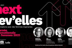 Next Lev'elles : inspirer au féminin