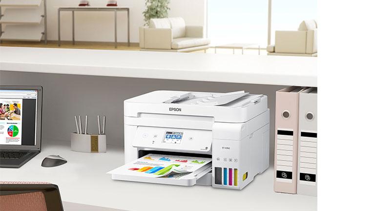 bureau pme imprimante Epson EcoTank ET-4760