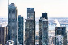 Centre-ville de Montréal: «La pandémie a un effet énorme»
