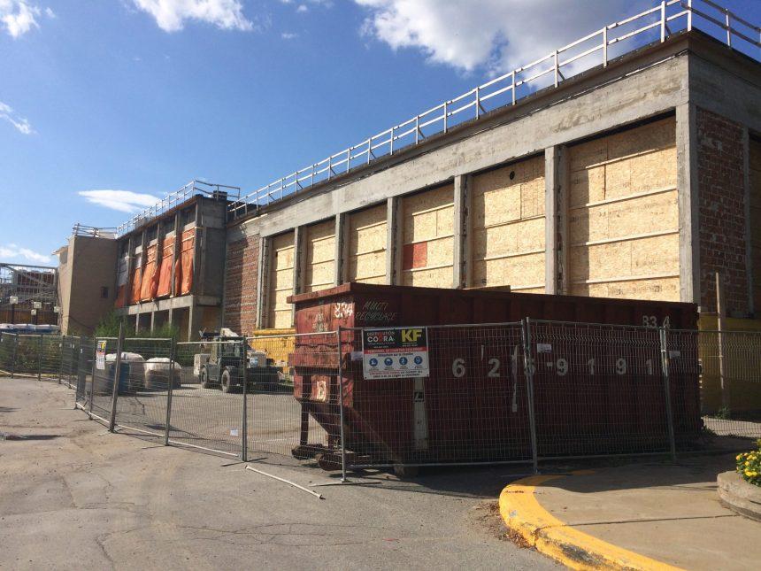 Montréal-Est: des imprévus ont haussé le coût du chantier du CRER