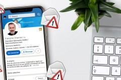 Comment éviter les messages automatiques de bonne fête sur LinkedIn