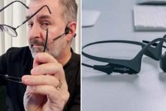 Ces écouteurs sont parfaits pour les gens qui portent des lunettes