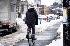 Des projets de voies cyclables à Ahuntsic-Cartierville