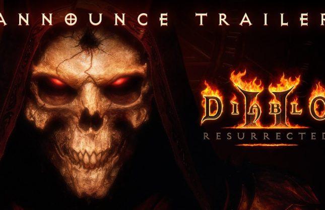 Diablo II: Resurrected annoncé
