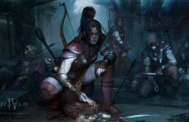 Diablo IV : faites place au voleur!