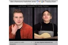 Arnaud Soly chante en duo avec Éléonore Lagacé… et Google Traduction!