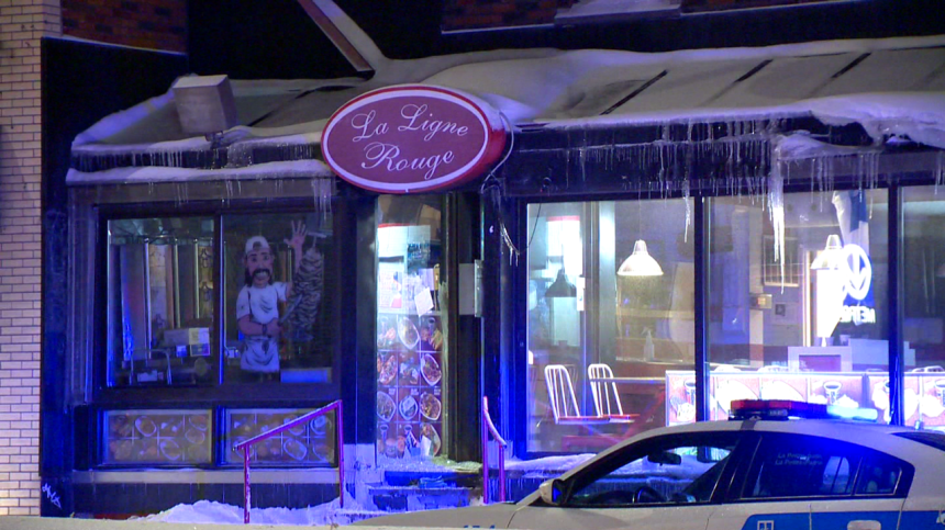 Incendie criminel dans un restaurant de la Petite Italie