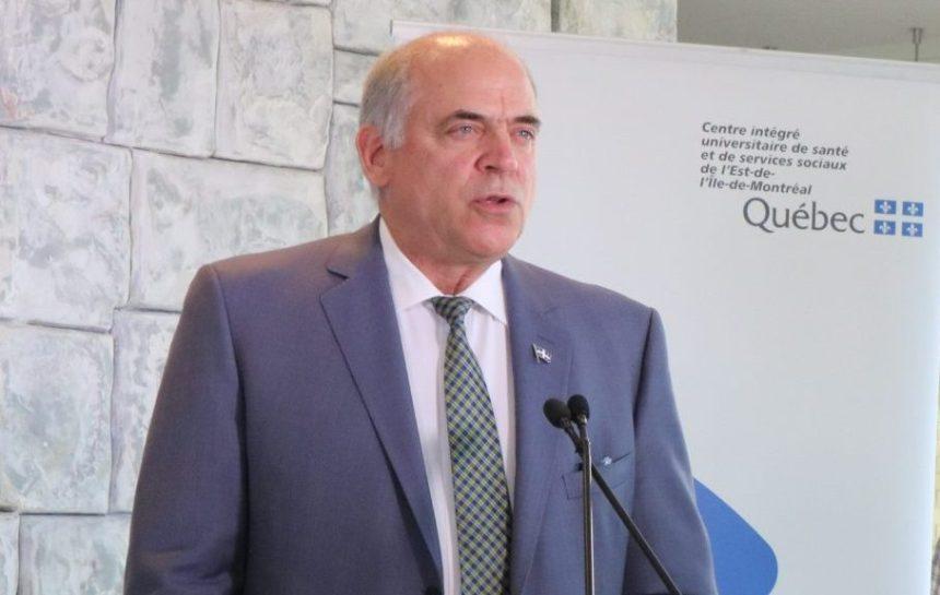 Éthique: Pierre Fitzgibbon se retire du conseil des ministres