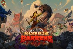 Hearthstone présente l'extension Forged in the Barrens