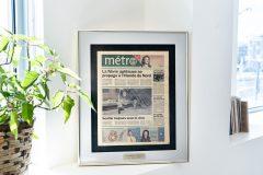 Métro célèbre ses 20 ans d'existence