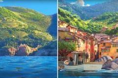 Cet été, à défaut de pouvoir voyager, Pixar propose de nous amener en Italie!