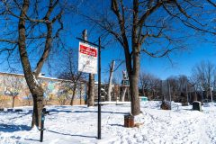 Futurs aménagements du parc des Compagnons-de-Saint-Laurent