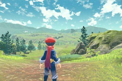 Pokemon Legends: Arceus annoncé sur Switch