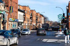 Voies réservées: la STM veut mieux desservir Griffintown et LaSalle