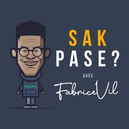 «Sak Pase?» de Fabrice Vil