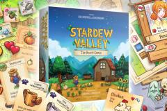 Stardew Valley récolte un jeu de société