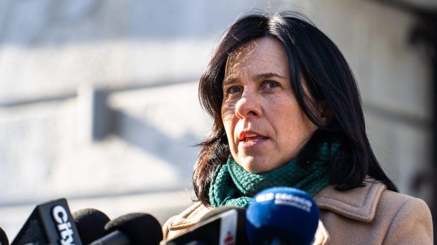 Valérie Plante fait volte-face sur la voie Camille-Laurin
