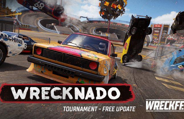 Wreckfest vous invite à son tournoi Wrecknado