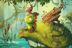Playtonic Games annonce le label Playtonic Friends