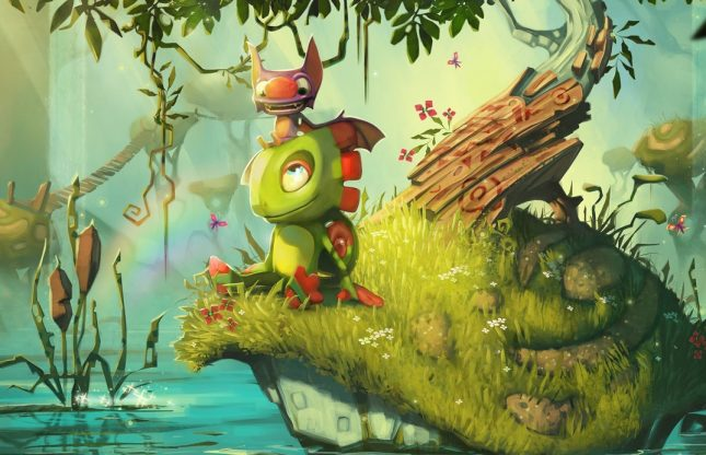 Playtonic Games annonce le label Playtonic Friends