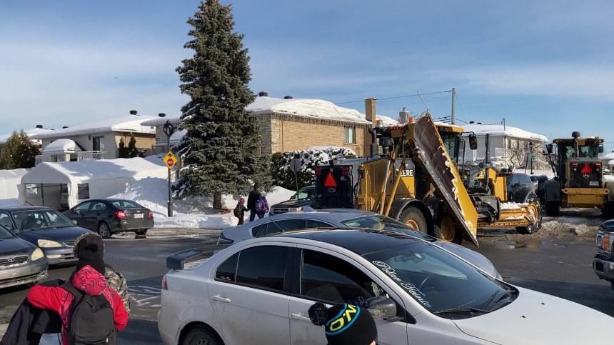 Construction: des parents dénoncent le chaos autour d'une école
