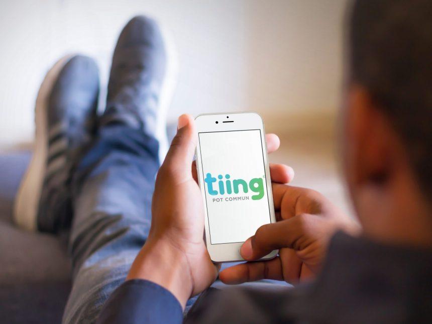 Tiing: un service de cagnotte en ligne fondé par des jeunes du Plateau