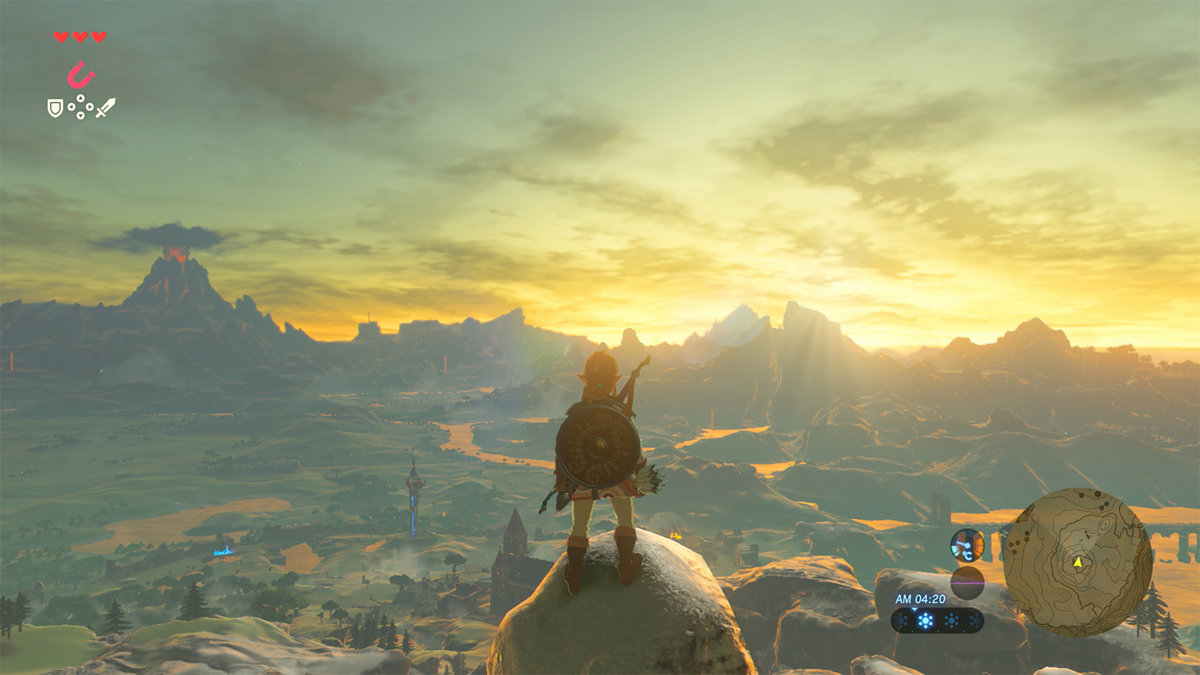 The Legend of Zelda Breath of the Wild review: Game of the year