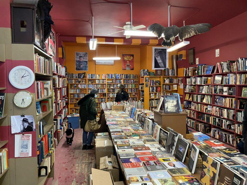 La librairie S.W. Welch restera ouverte dans le Mile-End