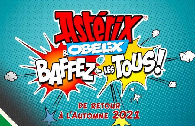 Astérix et Obélix Baffez-les tous ! arrive cet automne