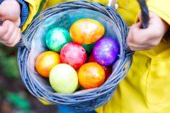 Chasse aux cocos de Pâques ludique dans un quartier de Verdun
