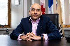 Christopher Skeete: pour «ceux qui ne se sentent pas toujours Québécois»
