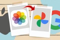 Comment transférer ses photos et vidéos du iCloud d'Apple vers Google Photos