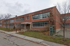 Mercier: projet de construction d'une annexe de l'école Sainte-Claire