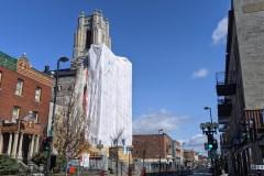 Risque d'effondrement à l'église Saint-Esprit-de-Rosemont