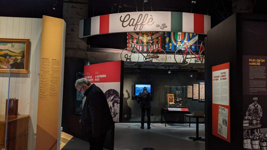 Montréal à l'italienne: retracer l'histoire d'une communauté