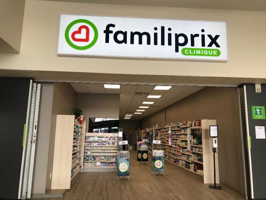 Familiprix ouvre au centre Domaine dans Mercier-Ouest