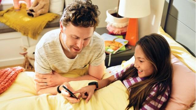 Fitbit Ace 3 suivi phase sommeil