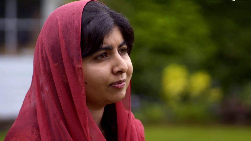 La prix Nobel de la paix Malala Yousafzai crée son studio de production avec Apple TV +