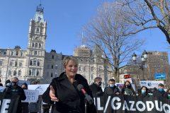 GNL Québec: un «non merci» tripartite des oppositions