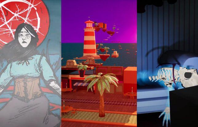 3 jeux vidéo développés par des étudiants de l'UQAT à découvrir gratuitement