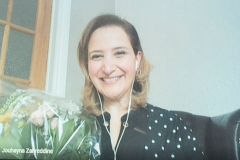 COVID-19: Jouhayna Zahreddine, au front dans les CHSLD