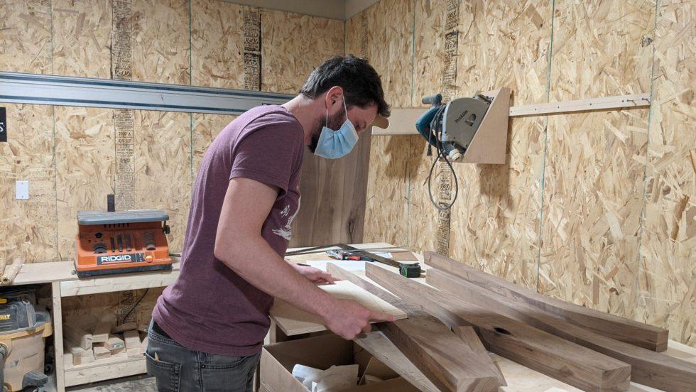 Fabriquer ses propres meubles