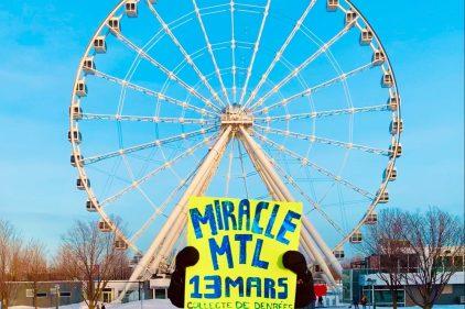 Miracle Montréal a besoin de bénévoles