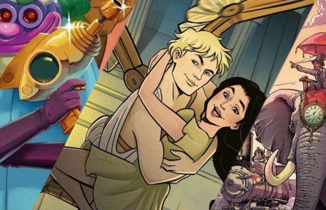Ouvre ta boite – Épisode 7 – Unlock: Mythic Adventures & Trek12