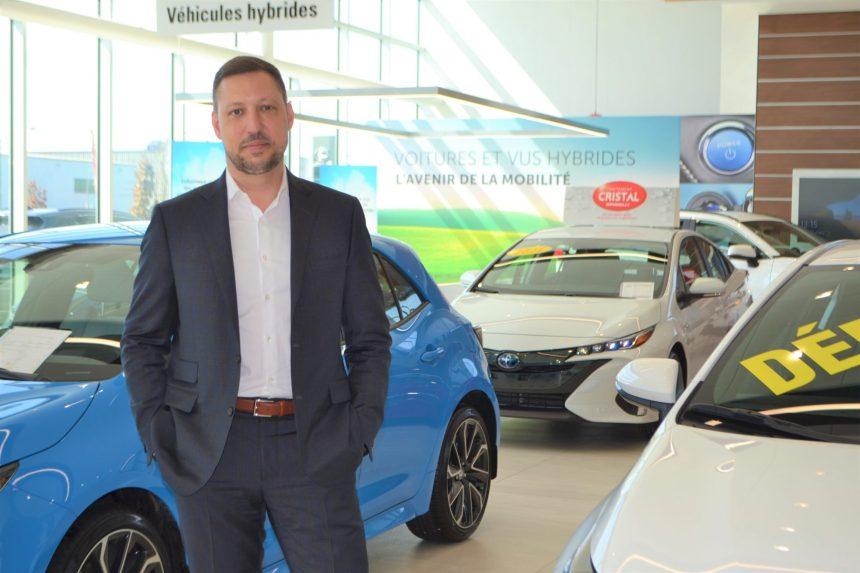 Entrevue avec Mathieu Spinelli, nouveau VP exécutif de l'entreprise familiale